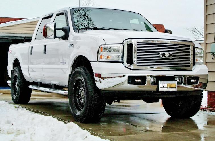 Custom Built Reader's Sweet Diesels