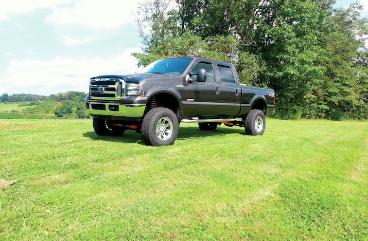 2006 Ford F 250
