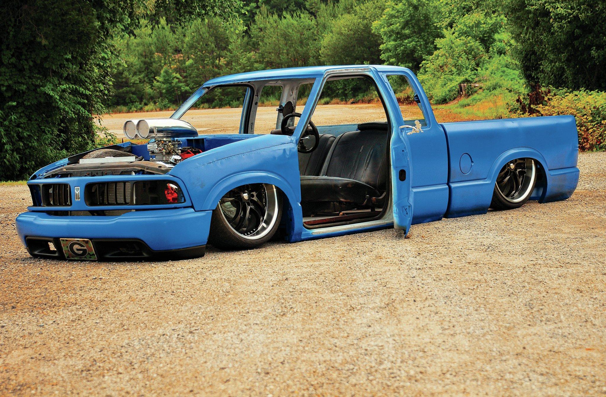 a 383 stroker powered 1997 gmc sonoma icuh8tn truck trend