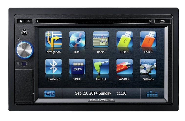 All About that Bass … and 9-inch Screens … and Bluetooth … - The Eleventh Hour