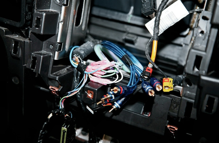 Speaker Wires Rcas And Harness