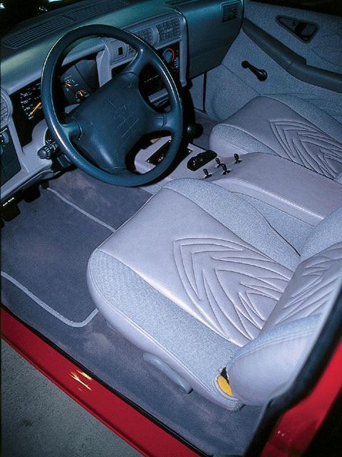 1996 chevy s10 custom truck mini truckin magazine truck trend