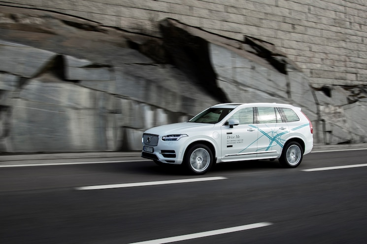 2017 Volvo Xc90 Drive Me In Motion