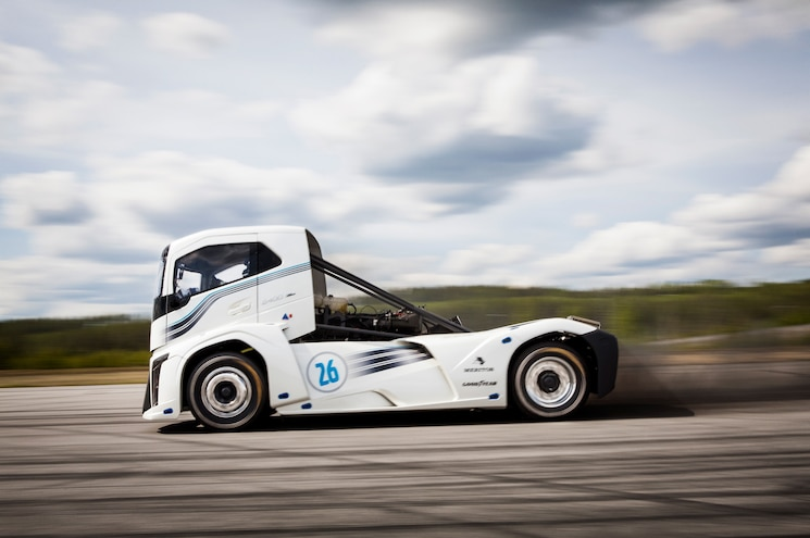 Volvo Claims Title of World's Fastest Truck From…Itself
