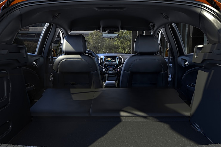 2017 Chevrolet Cruze Hatchback Interior