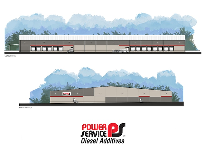 Power Service Products Building New Storage and Production Facility