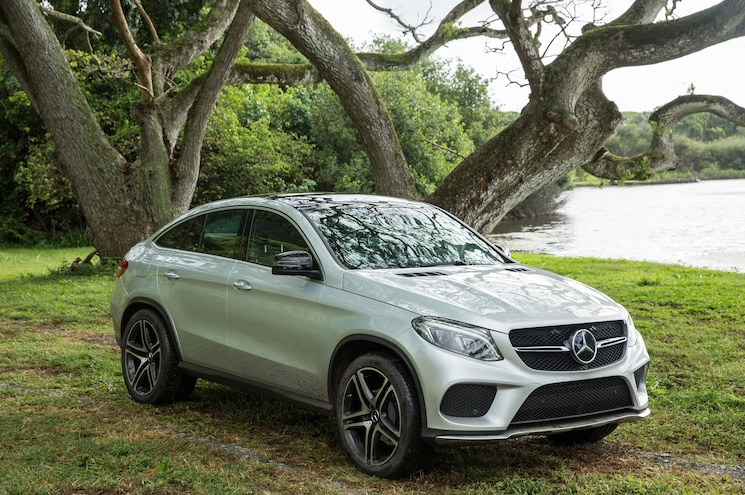 Mercedes Benz GLE Coupe In Jurassic World 01