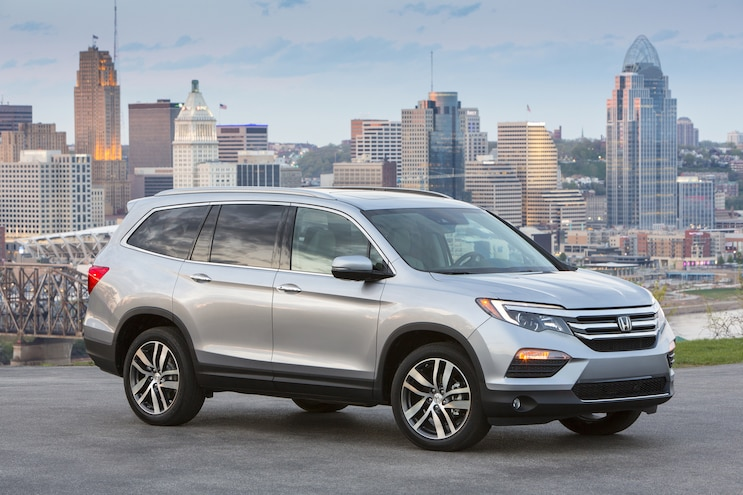 Voluntary Recall Announced for 2016 Honda Pilot Seatbelts