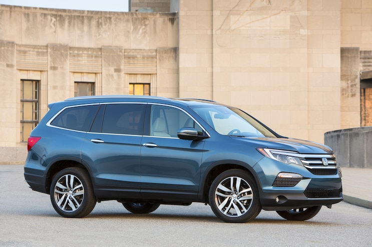 2016 Honda Pilot Now Most Expensive Model In Lineup
