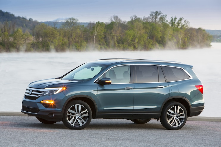 2016 Honda Pilot Advertisements Hit Airwaves