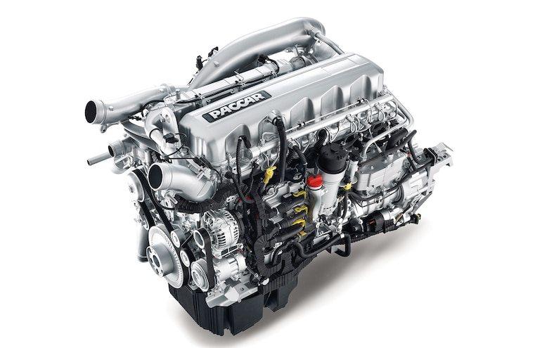 12 9l Paccar Mx 13 Diesel Engine
