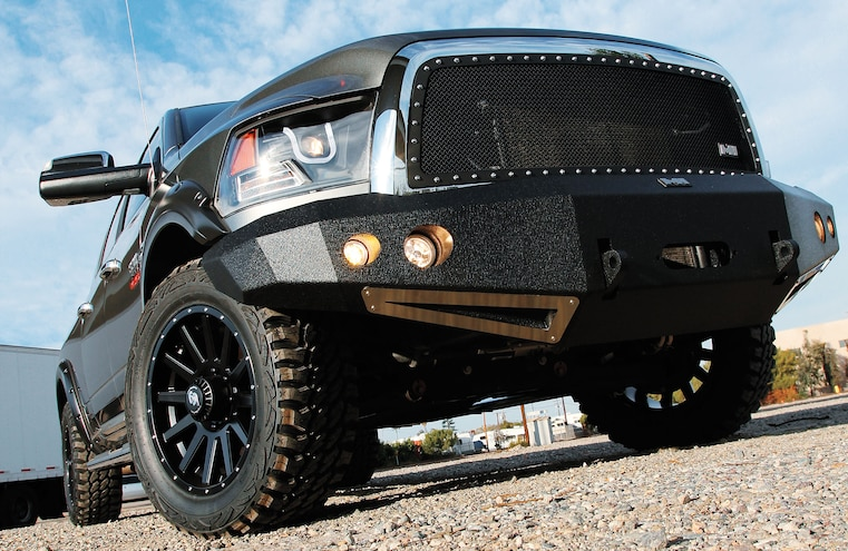 Two-Day Transformation Of A 2012 Ram 2500