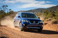 2017 Nissan Pathfinder First Drive Reborn More Where It Matters