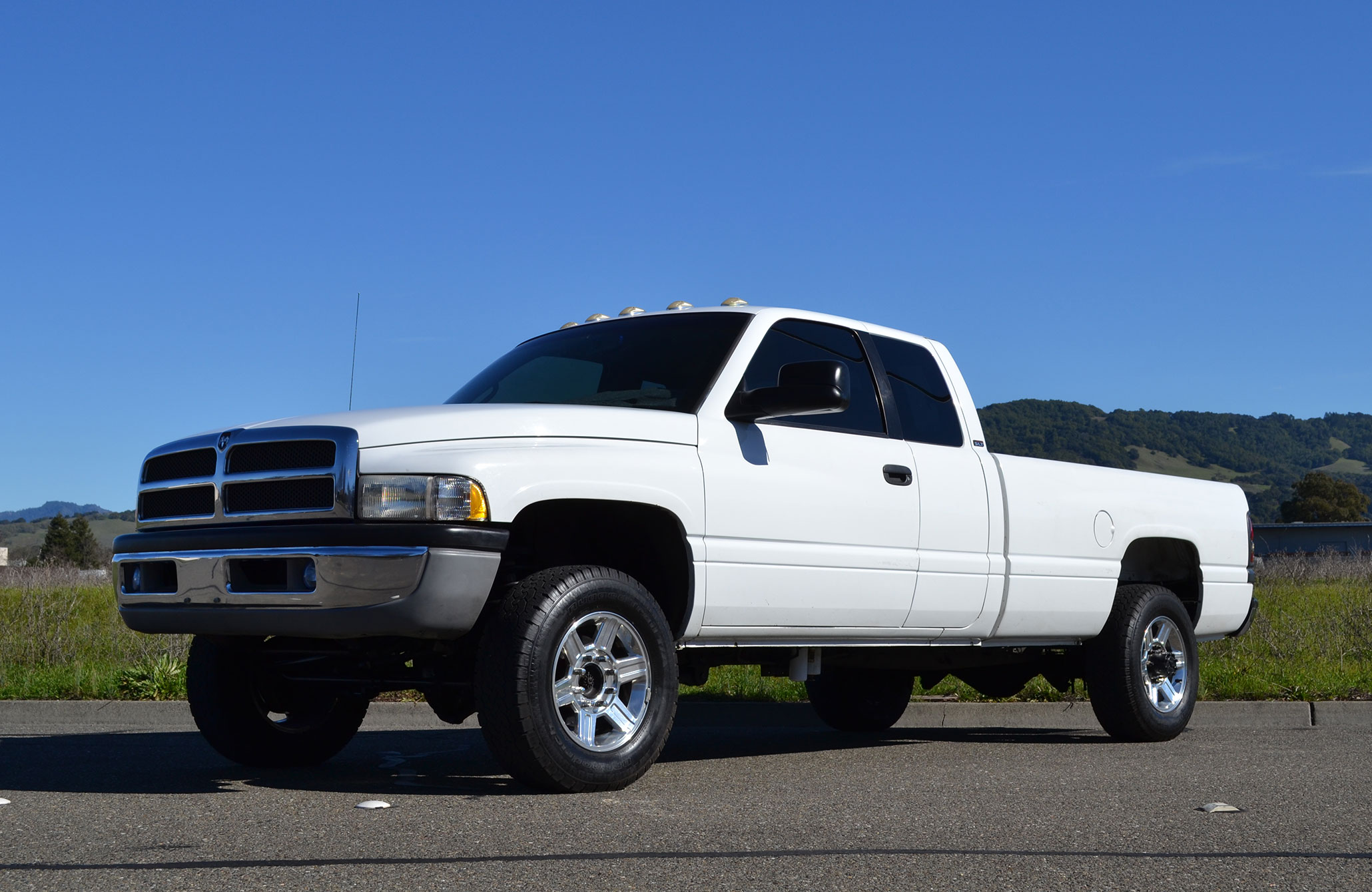 Wild Dodge Ram 2500 Work Truck A P Pumped Cummins That Does It All Photo Image Gallery