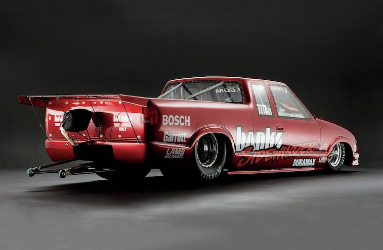 Banks Chevy S10 Drag Truck