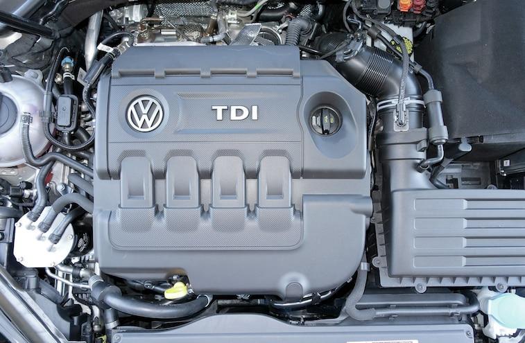 Vw Tdi Diesel Engine