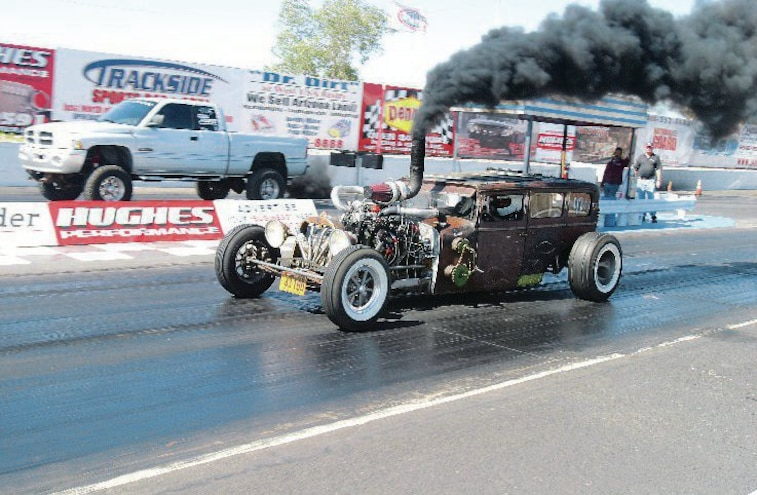 1928 Dodge Brothers Rat Rod