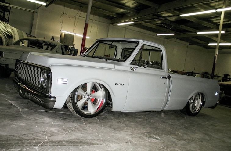 You Gotta Have Goals When Building A Project Truck - The Eleventh Hour Editorial