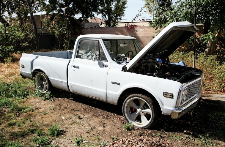 Chevy C10 Truck