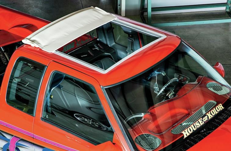 2000 Chevrolet S 10 Sun Roof