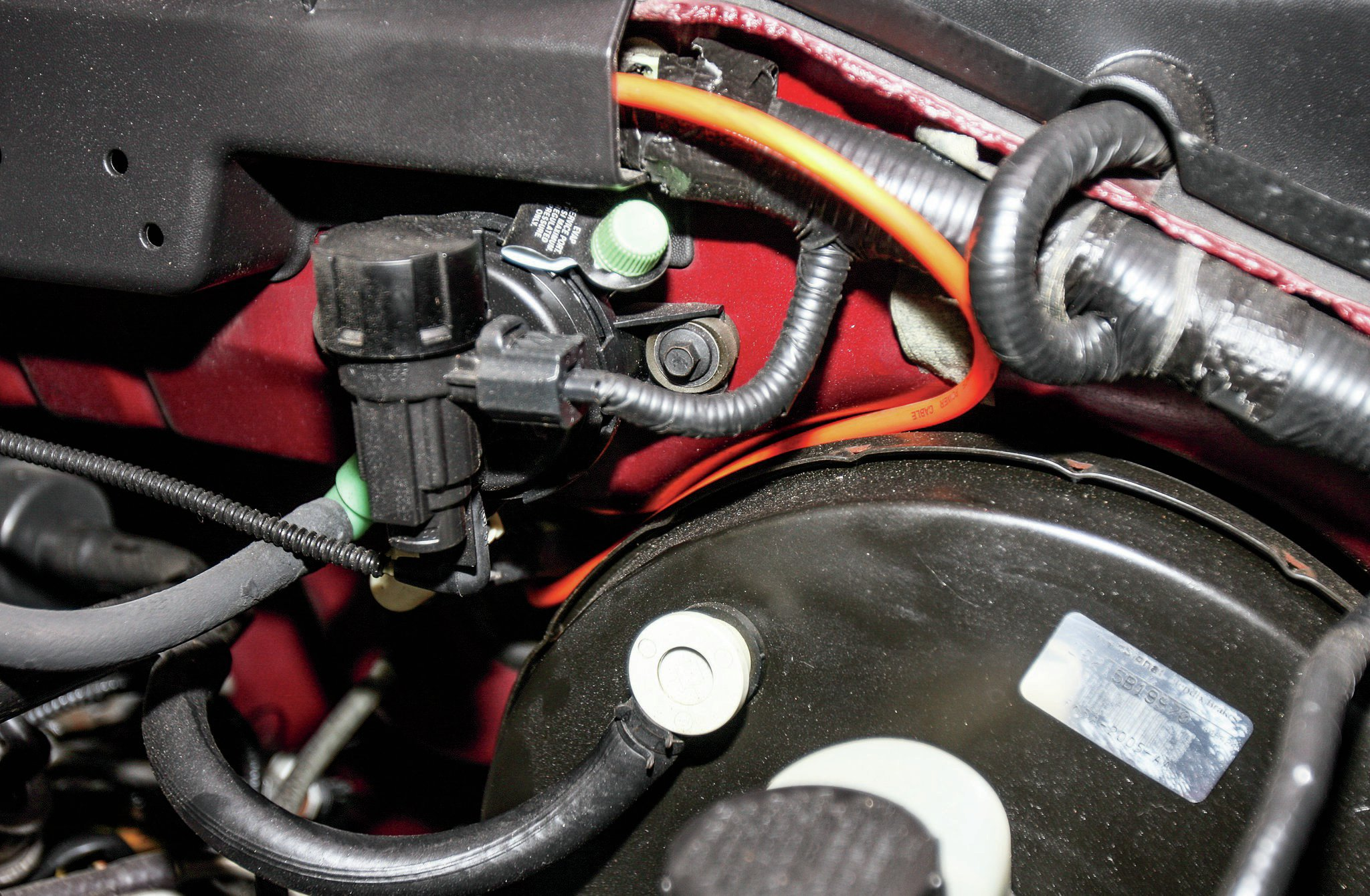 1997 Ford F-150 - TotYl Resurrection, Part 5: Tune Time F Amp Wiring Harness on