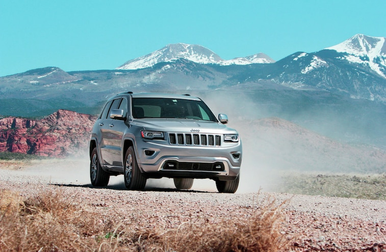 2014 Jeep Grand Cherokee Overland EcoDiesel Long-Term Report Part 3