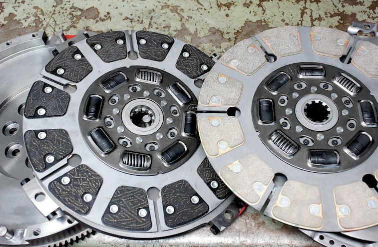 Hybrid Friction Plates