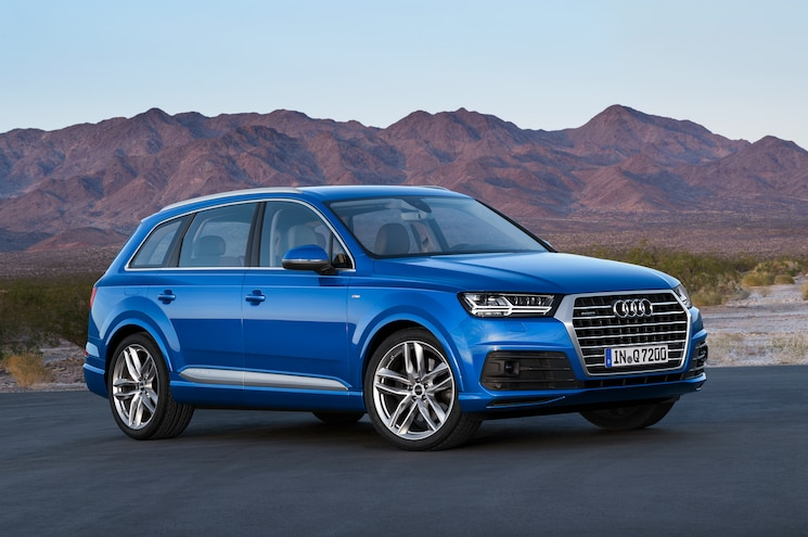 2017 Audi Q7 Starts at $55,750 for Gas Model