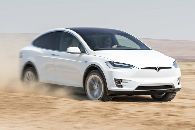 Tesla Model X First SUV Ever to Receive Five Stars in Every NHTSA Category