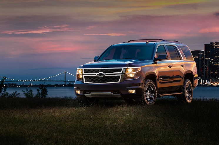 Midnight Cowboy: Chevrolet Announces Tahoe and Suburban Special Editions