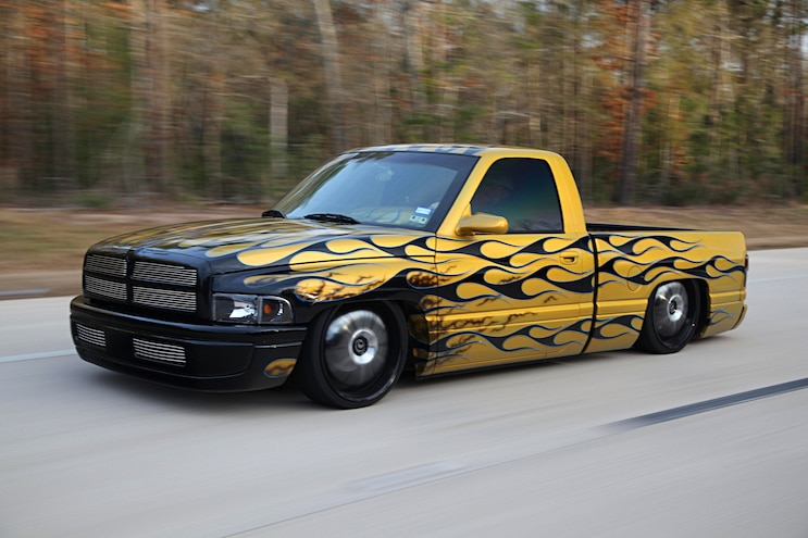 This 2000 Dodge Ram is Ahead of the Curve