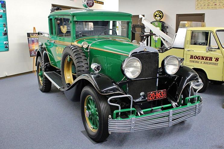 Lazelle Jones 1929 Chrysler WWeaver Crane