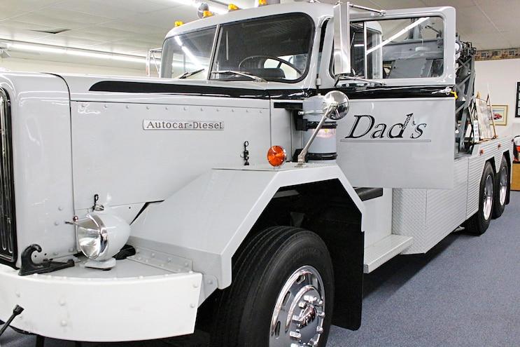 Lazelle Jones 70 Ton Mechanical Wrecker