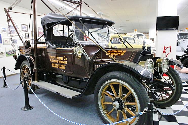 Lazelle Jones 1st Wrecker Built Replica Original Box