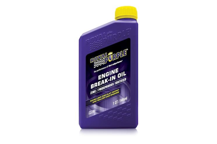 Engine Break In Oil