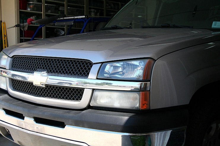 2004 Chevrolet Avalanche Anzo Light Upgrade Finished