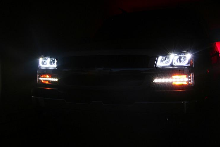 Anzo LED Light Install on '03-'06 Chevrolet Pickups