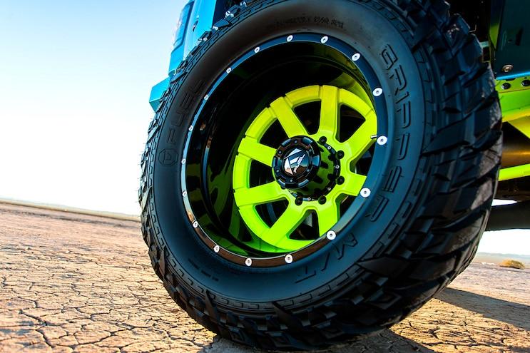 2015 Gmc Sierra 3500 Wheel And Tire