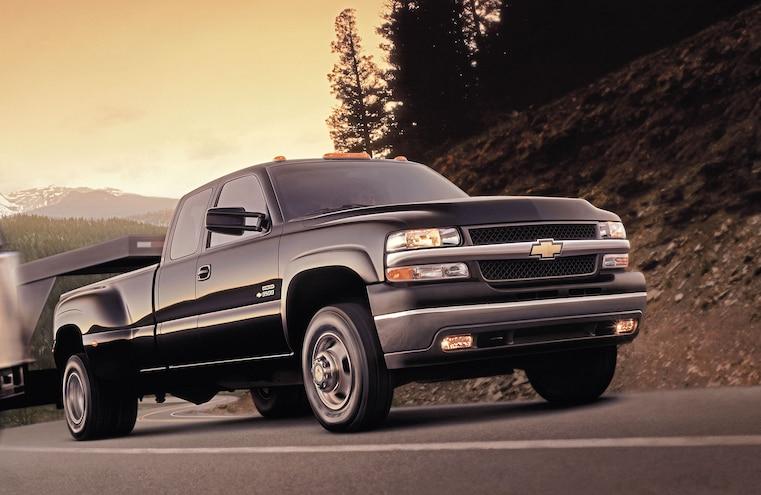 2001 Chevrolet Silverado 3500 HD  Duramax