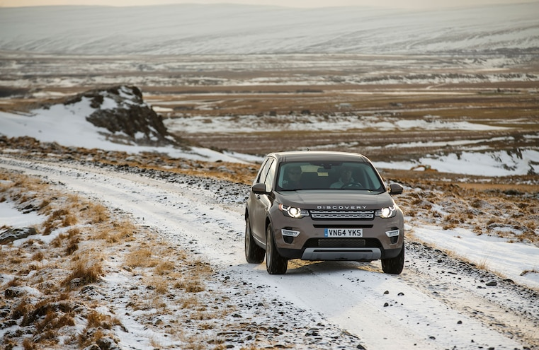 2015 Land Rover Discovery Sport Iceland