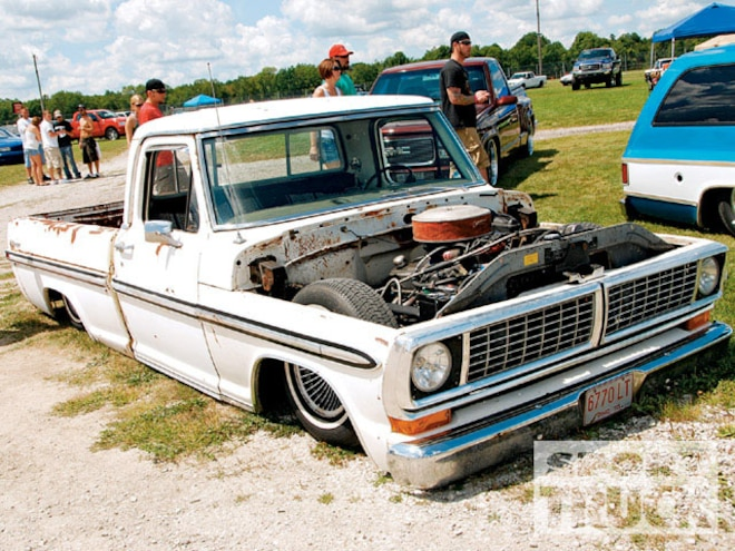 2008 Indy Truck Bash Custom Truck Show truck
