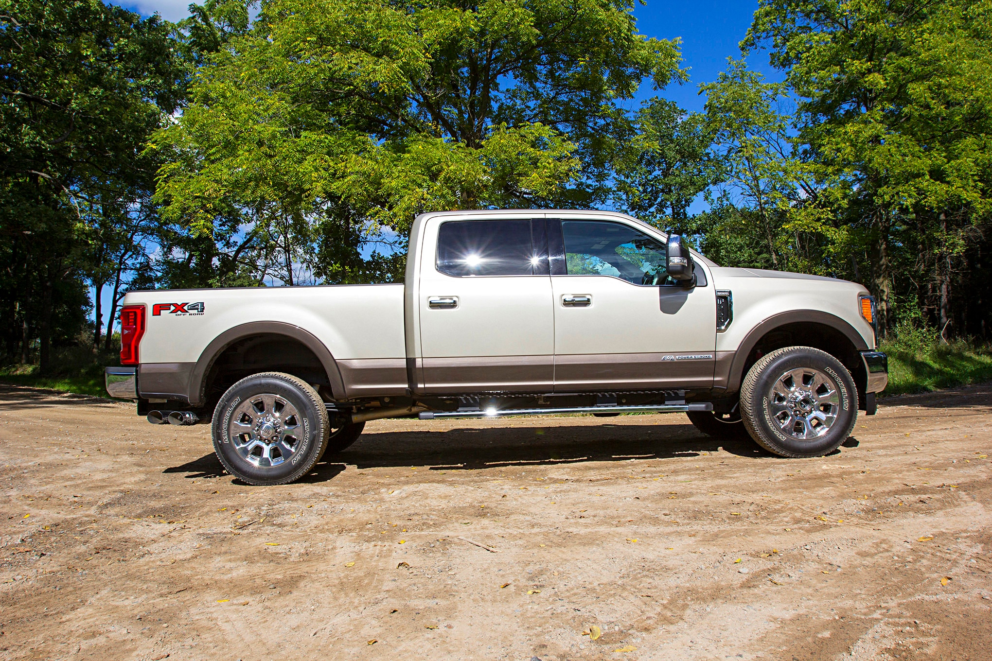 drive  ford super duty