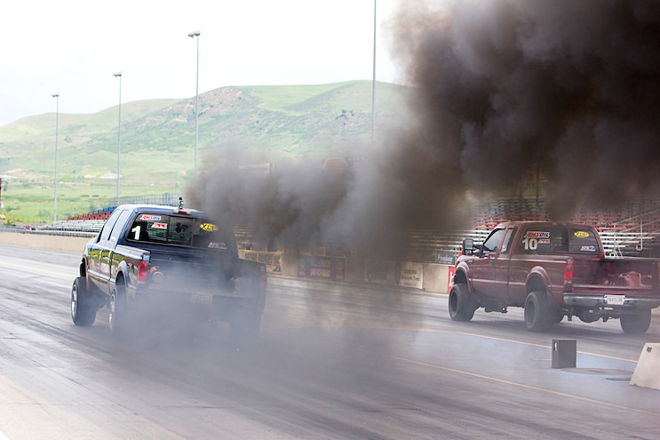 2016 Diesel Power Challenge Smoke