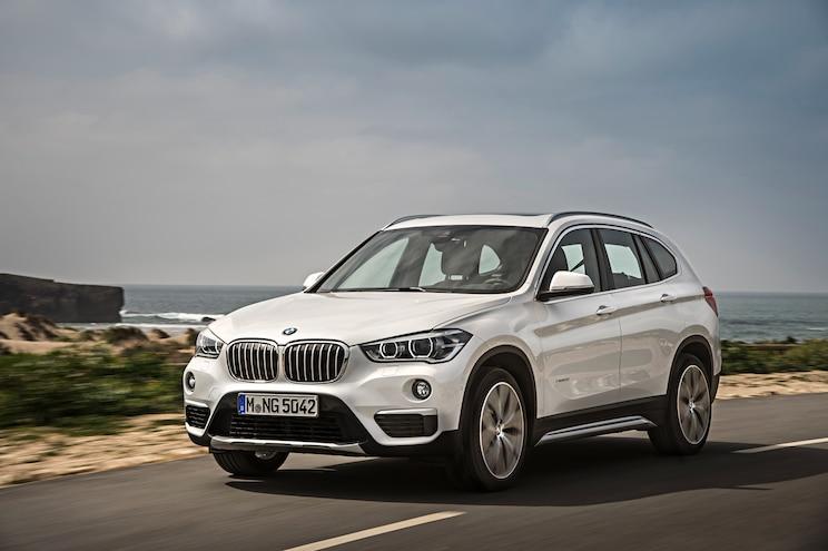 2016 BMW X1 Starts at $35,795