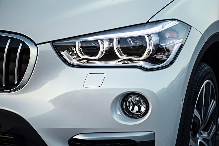 2016 BMW X1 XDrive28i Headlamp