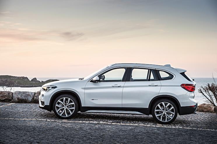 2016 BMW X1 XDrive28i Side Profile