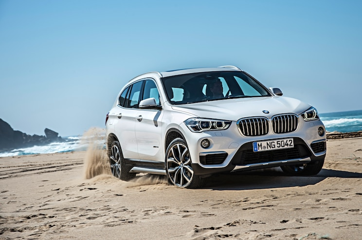 2016 BMW X1: First Look