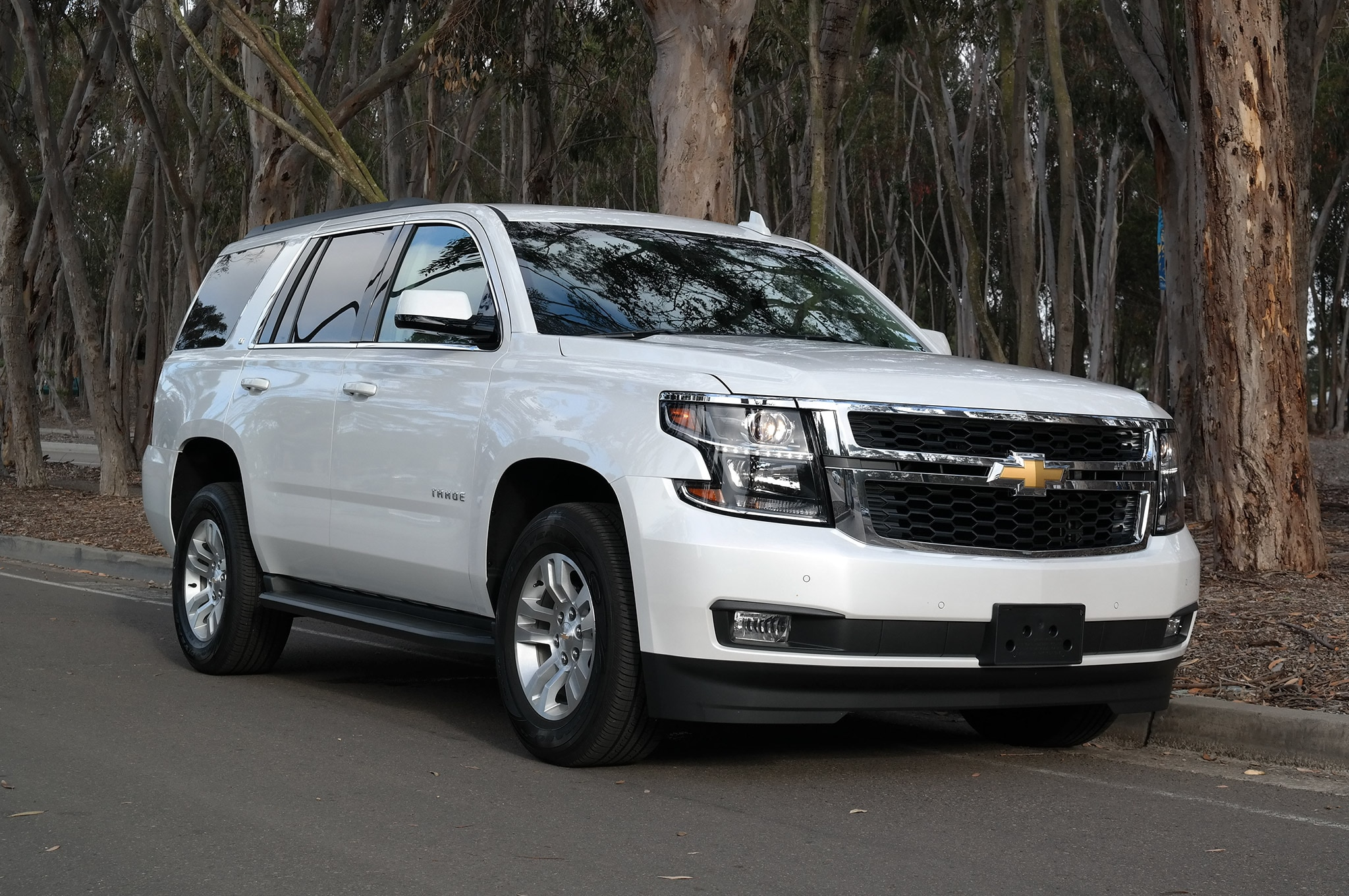 2016 chevrolet tahoe a fullsize legend. Black Bedroom Furniture Sets. Home Design Ideas
