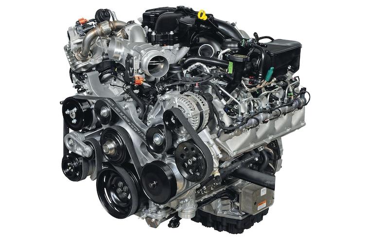 Ford 6 7l Diesel Power Stroke