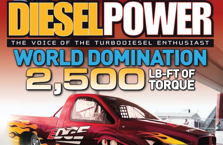 Every Diesel Power Cover From Our First 10 Years